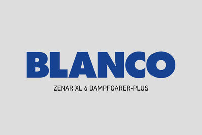 BLANCO ZENAR 6 XL