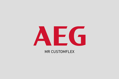 AEG MR CUSTOMFLEX